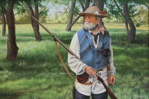 """The Frontiersman"""